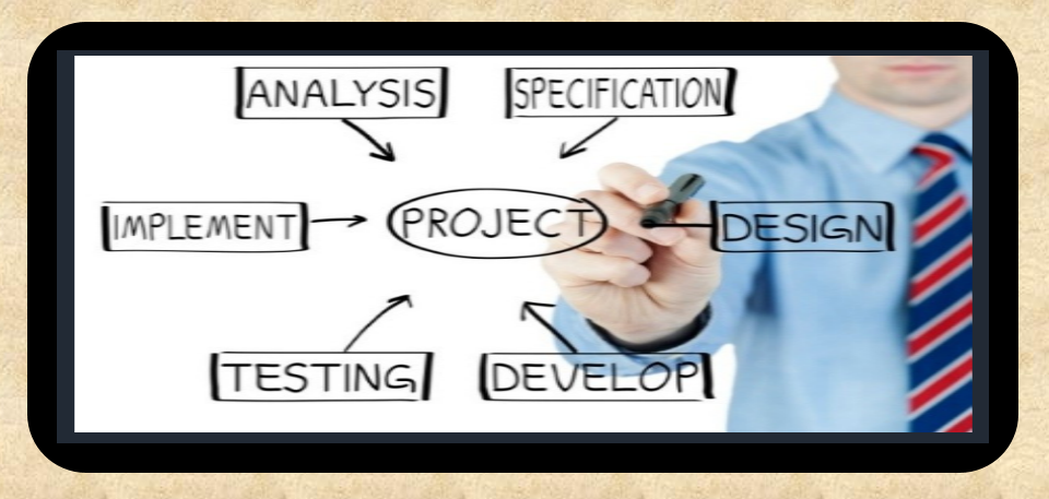 Modules for project management system