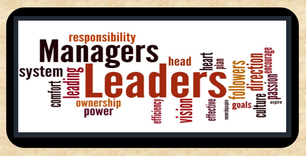 Modules for Leadership management & development